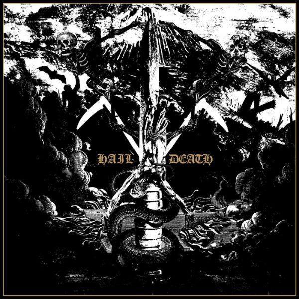 "Black Anvil – Hail Death 2x12"""