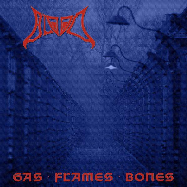 "Blood – Gas · Flames · Bones 12"""