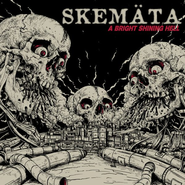 Skemäta ‎– A Bright Shining Hell 12""