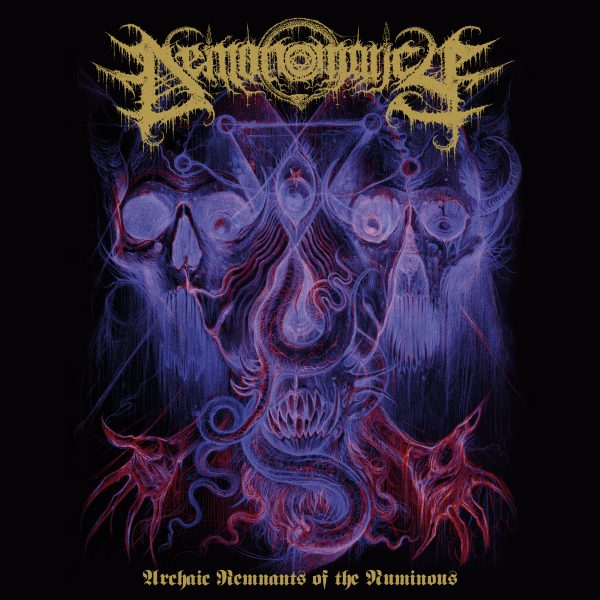 "Demonomancy / Witchcraft 12"" split"