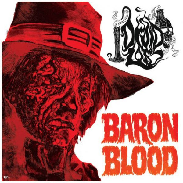 Druid Lord ‎– Baron Blood 7""