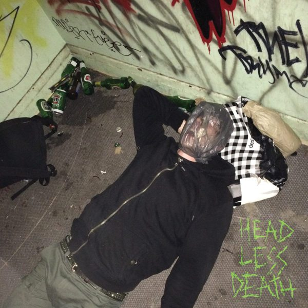 "Headless Death – A Hideous Warning 12"""