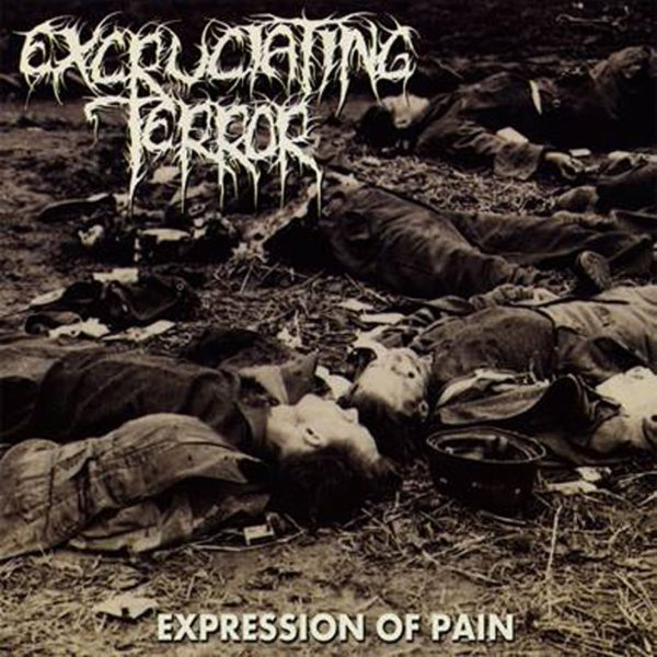 Excruciating Terror ‎– Expression Of Pain 12""