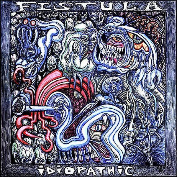 "Fistula – Idiopathic 12"" ( Clear Vinyl )"
