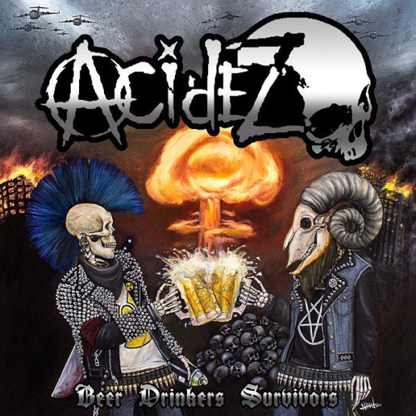 """Acidez – Beer Drinkers Survivors 12"""""""