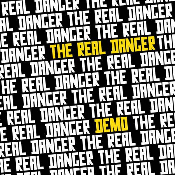 "The Real Danger – Demo 7"" (Turquoise Vinyl)"