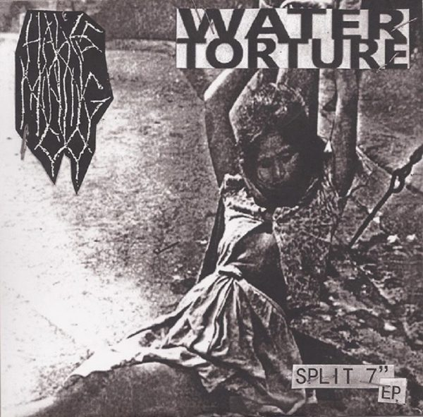 "Water Torture / Hades Mining Co. ‎7"" split"