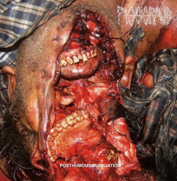 "Pissgrave – Posthumous Humiliation 12"""