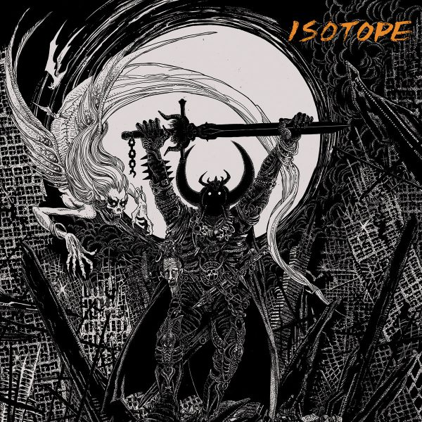 Isotope ‎– Isotope 12""