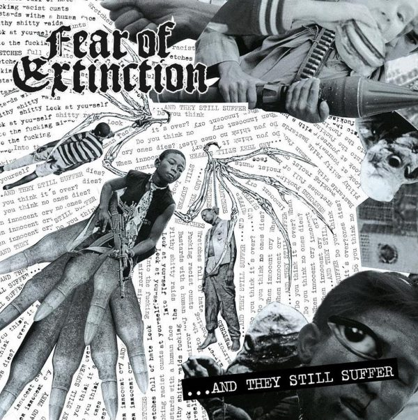 Fear Of Extinction ‎– ... And They Still Suffer 12""