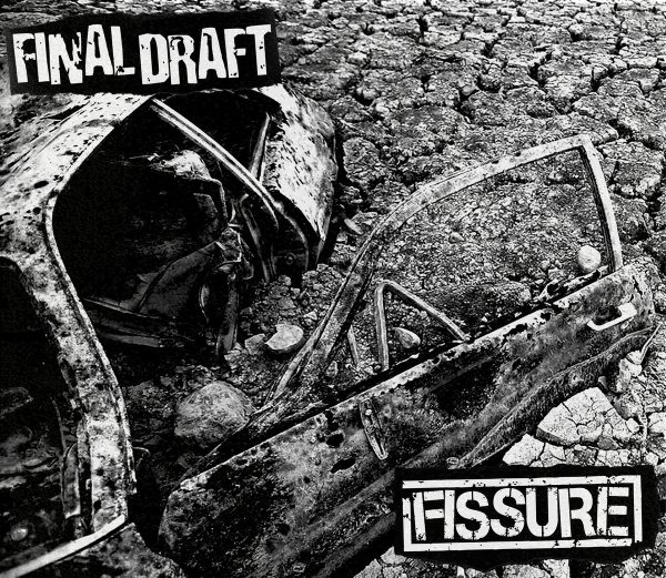 "Fissure / Final Draft 7"" (White Vinyl)"
