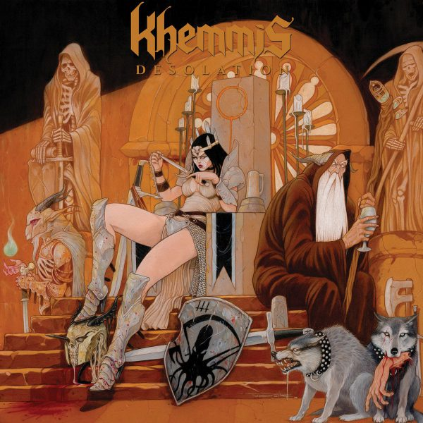 Khemmis ‎– Desolation 12""