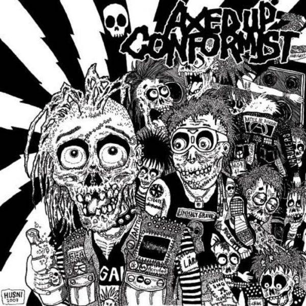 """Archagathus  / Axed Up Conformist 7"""" split"""