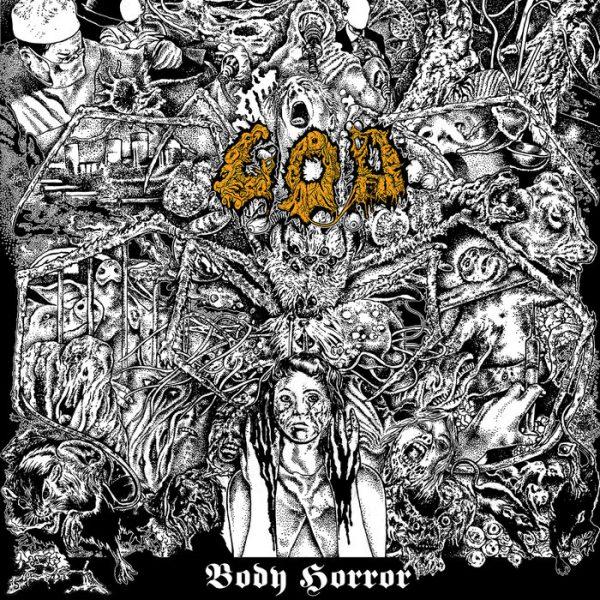 """G.O.D. – Body Horror 12"""""""