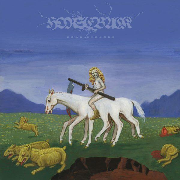 """Horseback – Dead Ringers 2x12"""" (Baby Blue Vinyl)"""
