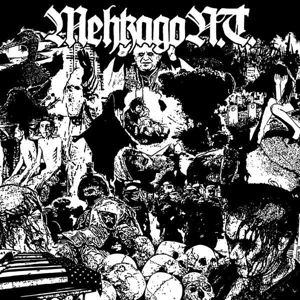 "Mehkago N.T. – Massive Fucking Headwounds 12"""