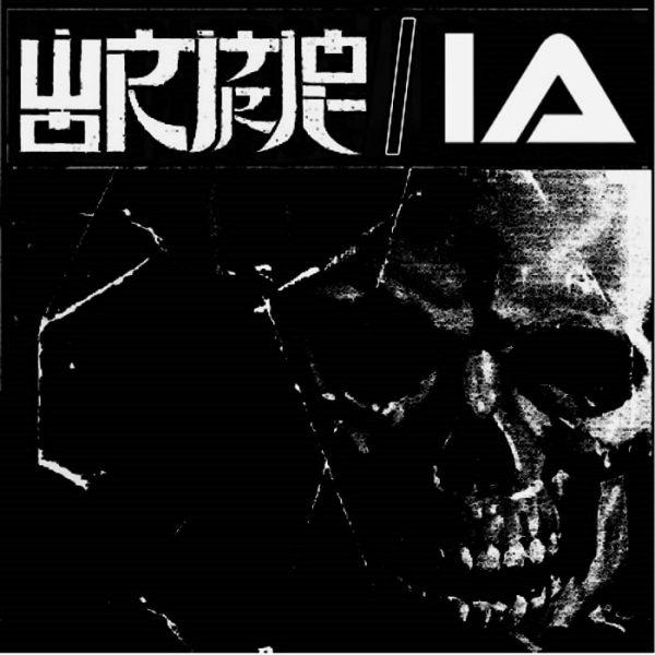 "Wormrot / IA 7"" split ( Clear Vinyl )"