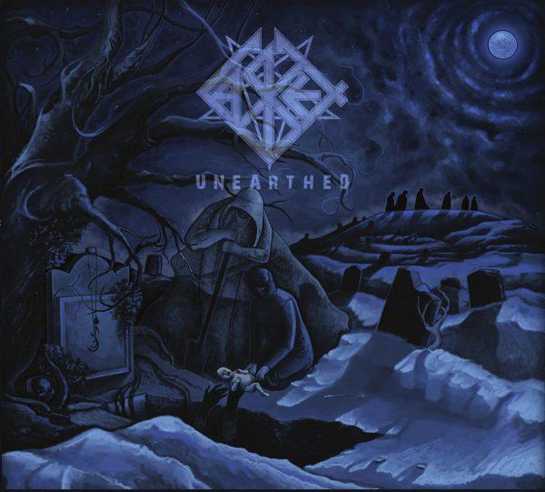 "Casket – Unearthed 12"" (White Vinyl )"