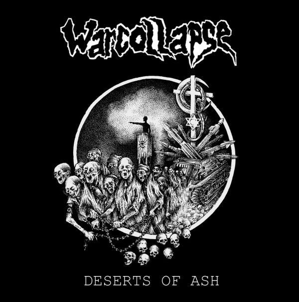 Warcollapse ‎– Deserts Of Ash 12""