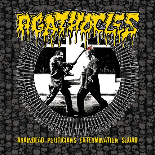 "Agathocles / Sete Star Sept ‎7"" split"