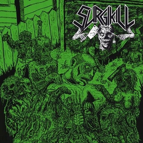 "Surgikill / Violation Wound 7"" split"