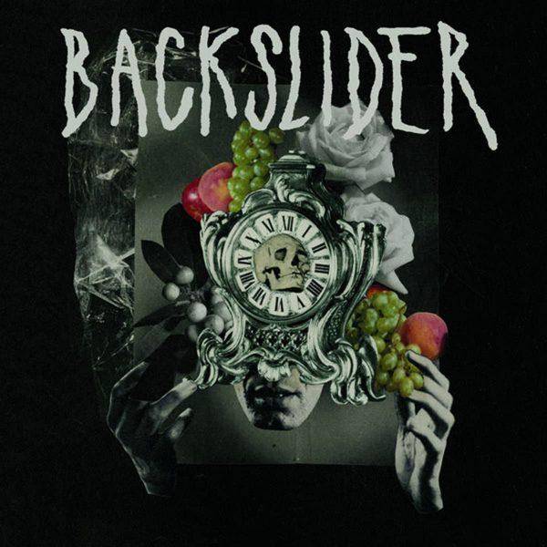 """Backslider – Motherfucker 12"""" (White Vinyl)"""
