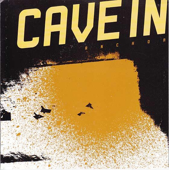 "Cave In ‎– Anchor 7"" (Marble Vinyl)"