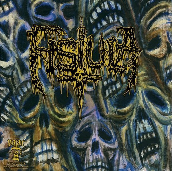 "Fistula / 16 7"" split"
