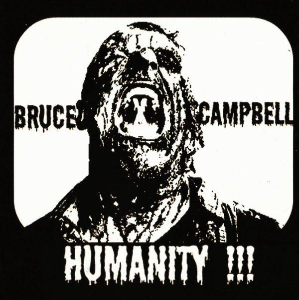 "BruceXCampbell / Green Terror 7"" split"