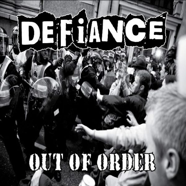 Defiance – Out Of Order 12""