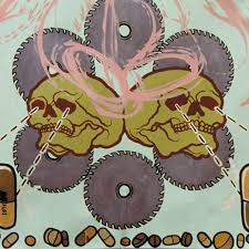 Agoraphobic Nosebleed ‎– Frozen Corpse Stuffed With Dope 12""