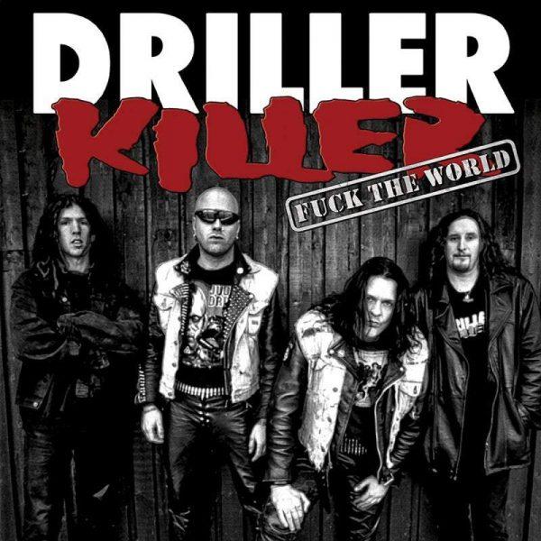 """Driller Killer – Fuck The World 12"""""""