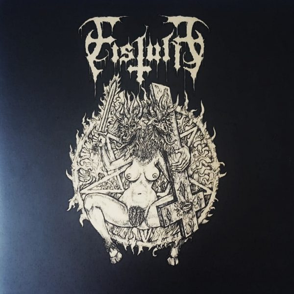 """Fistula – Burdened By Your Existence 2x12"""""""