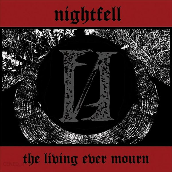 """Nightfell – The Living Ever Mourn 12"""""""