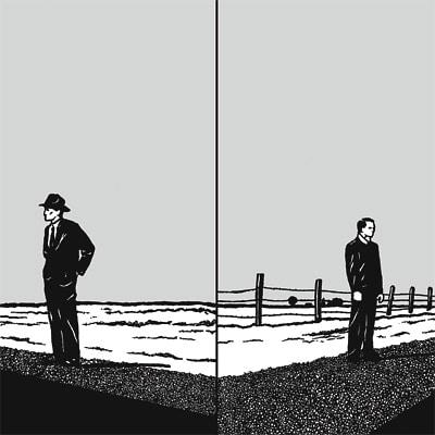 "Iron Lung / The Process 7"" (Maroon Vinyl)"
