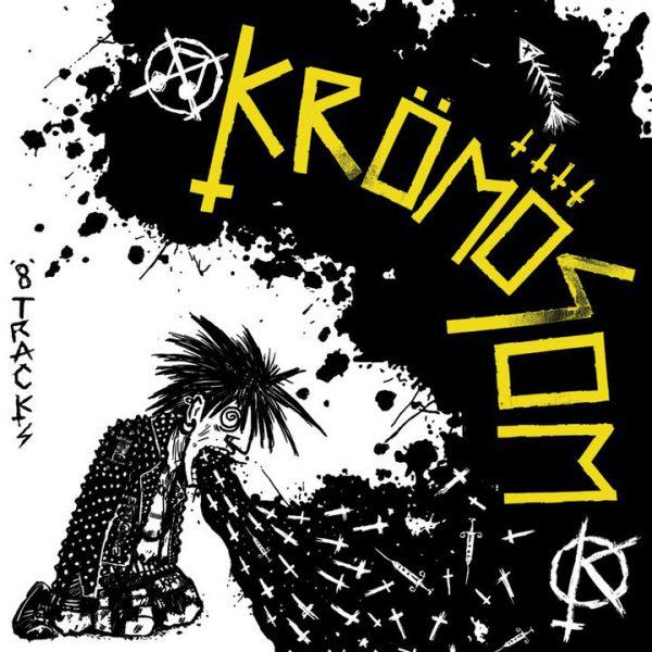"""Krömosom – 8 Tracks 12"""""""