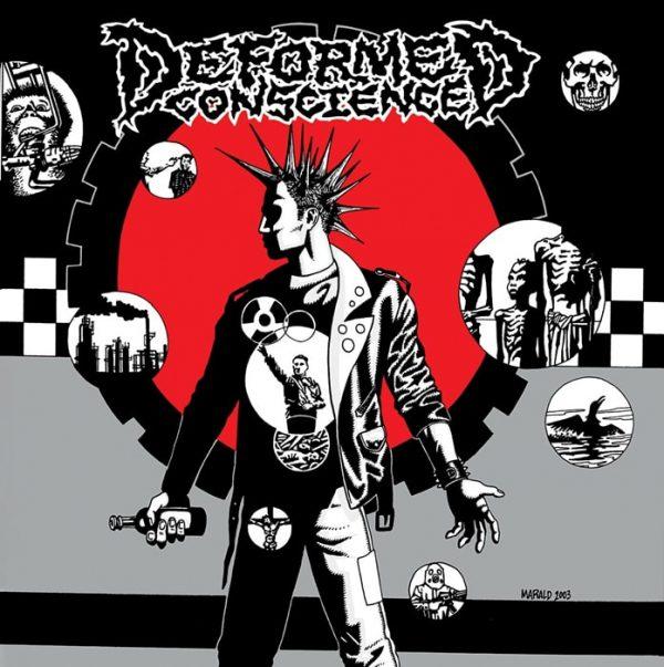 "Deformed Conscience – The Hagen Days 1991-1994 - 2x12"" ( Red Vinyl)"