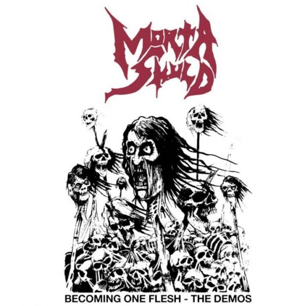 Morta Skuld ‎– Becoming One Flesh - The Demos