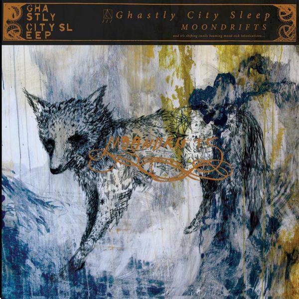 "Ghastly City Sleep – Moondrifts 2x12"" (Purple Vinyl)"