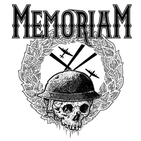 Memoriam ‎– The Hellfire Demos II ( Splatter Vinyl)