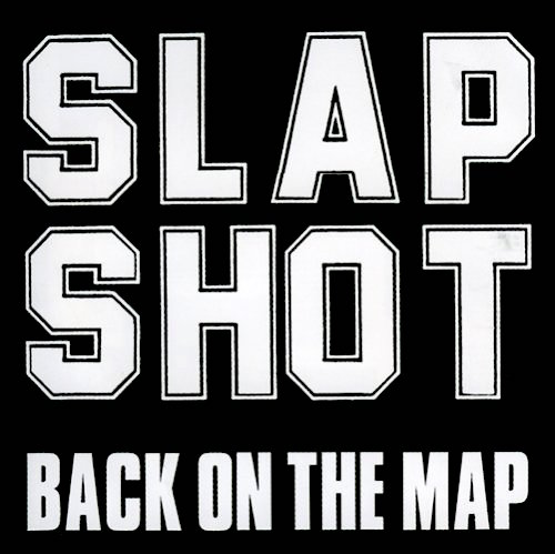 """Slapshot – Back On The Map 12"""" (Unofficial Release)"""