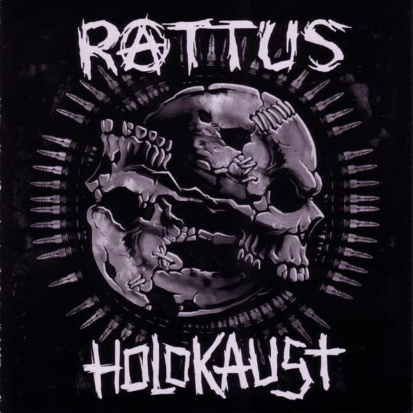 """Rattus / Holokaust  7"""" split"""