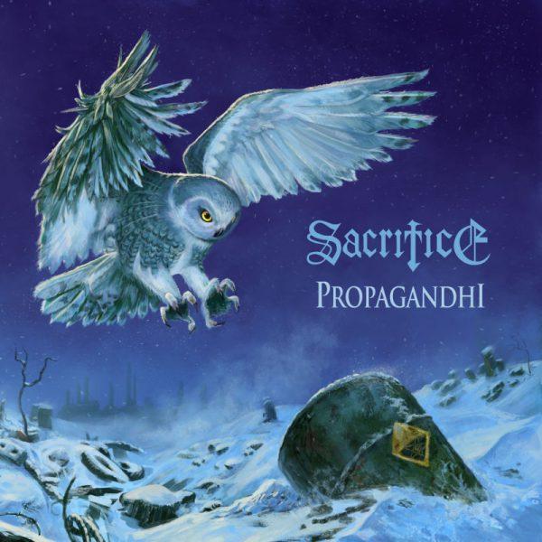 "Sacrifice / Propagandhi 7"" split"