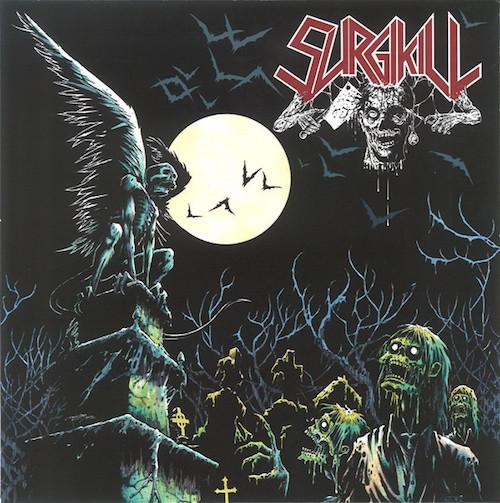 "Surgikill / Anatomia 7"" split (Red Vinyl)"