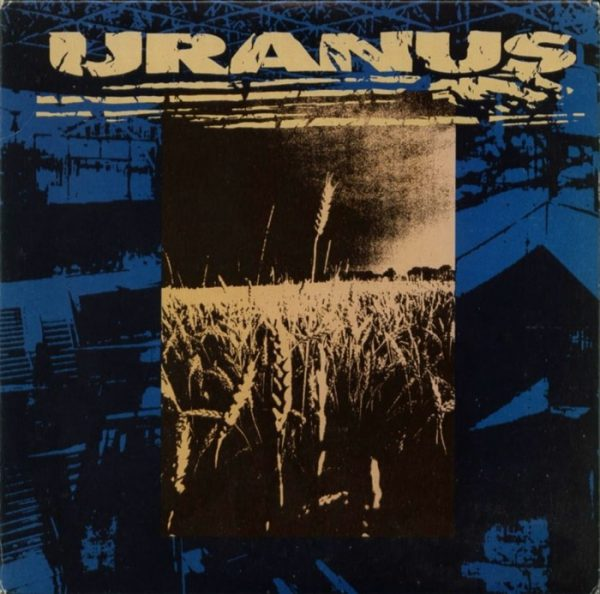 Uranus ‎– Disaster By Design 2x7""