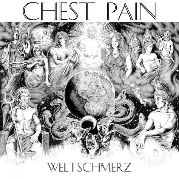 """Chest Pain – Weltschmerz 12"""""""
